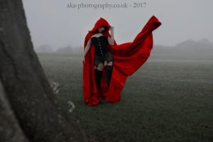 R e d by aka-photography-uk