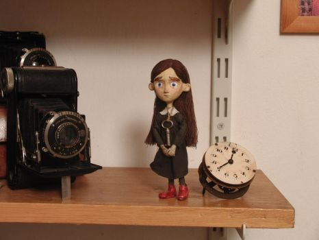 Paranorman Aggie doll by mbcorp2