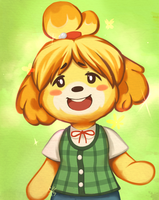 Isabelle by Teleph0bia