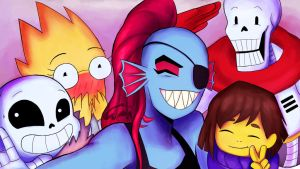 The Gang by WePePe