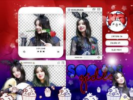 SOOJIN | (G) IDLE | PACK PNG by KoreanGallery