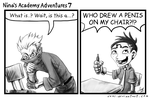 Nina's Academy Adventures 7 by JenL