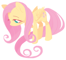 MLP: FlutterShy by Quere