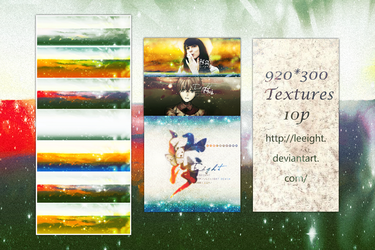 920*300 Free Textures*15 by LeEight
