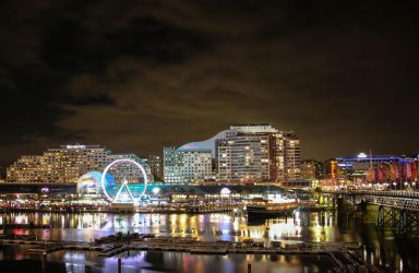 Sydney Darling Harbour by aambience