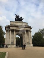 Wellington Arch by ofajardo81