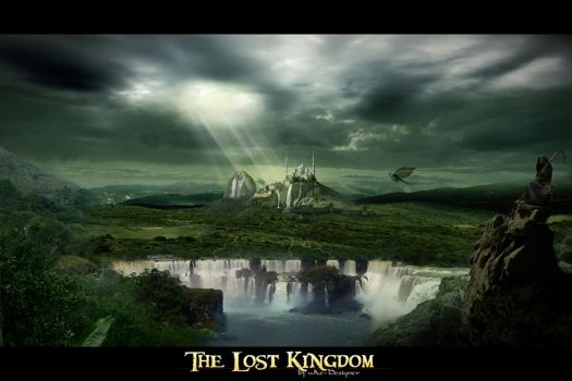 .:: The Lost Kingdom ::. by uAe-Designer