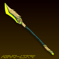Strange Glaive Auction Adopt (closed) by Nano-Core