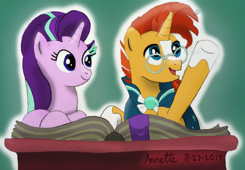 Bursting with Knowledge (ATG Day 28) by A-Bright-Idea