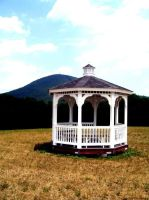 Amish Gazebo by jesska1