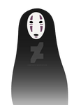No-face by robot0artist