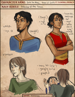 TP: Zahir and Vinson Design by Minuiko