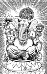 Ganesh by Abramelin