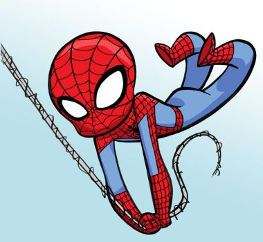 Spiderman_BlairBancroft style by tombancroft