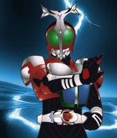 KR Kabuto Charge UP by RiderB0y