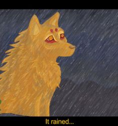 Rainy Days Animation by Azelah