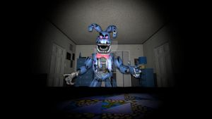 [FNaF SFM] Bonnie Found You... by DarkVirus87