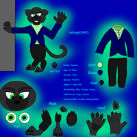 Pounca Ref by Salvagio2001