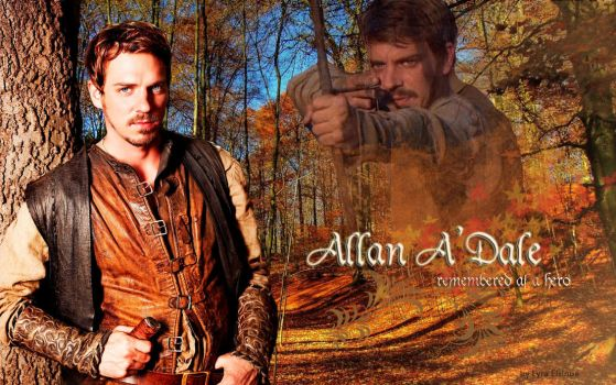 Allan A Dale by miss-Lyra