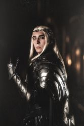 Thranduil Hobbit: The Battle of the Five Armies by TheIdeaFix
