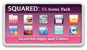 Squared Icons Pack by xande06