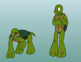 TMNT - Every Turtle Has Its Day by MetaLatias5
