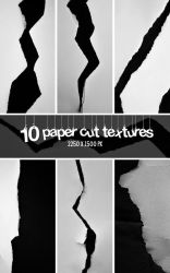 Paper Cut Texture Pack by landkeks-stock