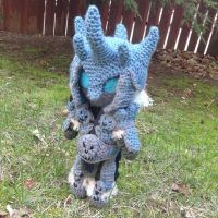 Warcraft - Arthas, The Lich King, Amigurumi by TallGrassArt