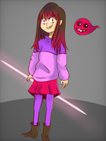 Betty glitchtale ( bete noire) by larisa203