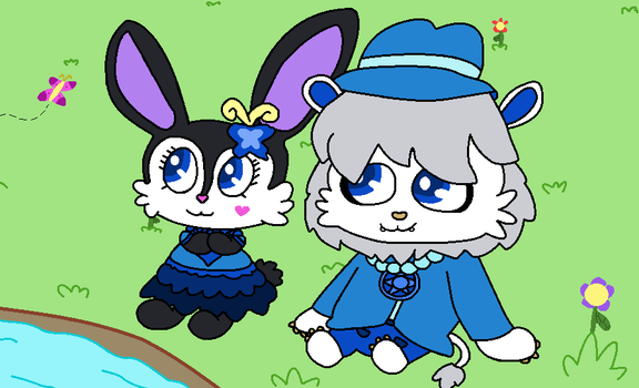 JP - Out in the Park by Harmony--Bunny