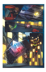 The Luminous FireFly Issue #1 - Pg. 6 by RapidFireEnt