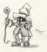 Vivi sketch by Somy-Keaotay