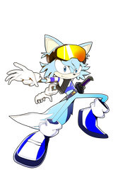 Fencer the Artic Fox by 1337LazorsFTW