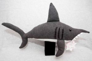 Extinct Helicoprion Shark by Paleogirl