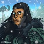 THULSA DOOM by chriscrazyhouse