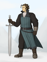 Olberic by Dingberg