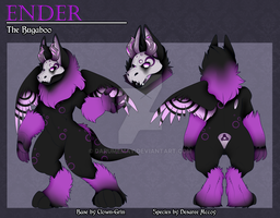 Ender the Bugaboo by Darumemay
