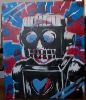 Robot by drastic77