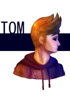 [Eddsworld] Tom by CeruleanSwu