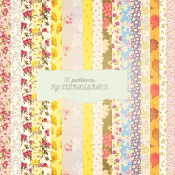 Patterns By Colouresource by dianafletcher