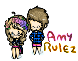 amyrulez's Drawing Request by iiGurl