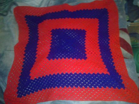 Second Baby Blanket by FireNekoGin