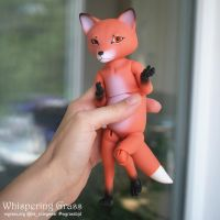 Khitrula Fox Red skintone by scargeear