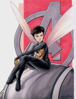 Wasp by KidNotorious