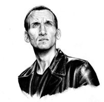 Ninth Doctor by Coconut-CocaCola