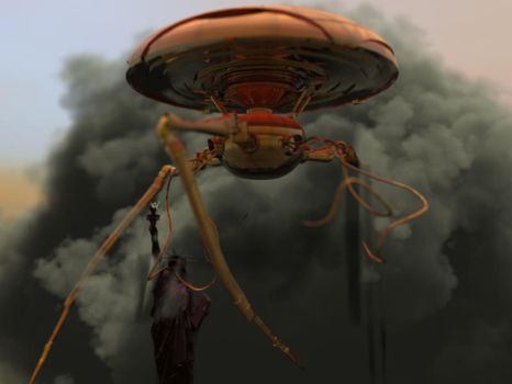 War of the Worlds 2 by x-seraphin