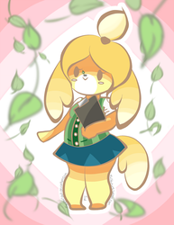 Isabelle by PixelDepictions