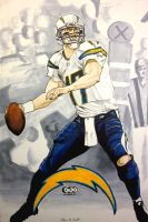 Philip Rivers by acarabet