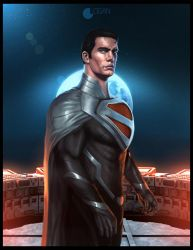 Superman - Justice Lord by CharlesLogan