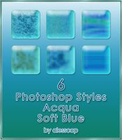 Acqua Soft Blue PS Styles by alesscop